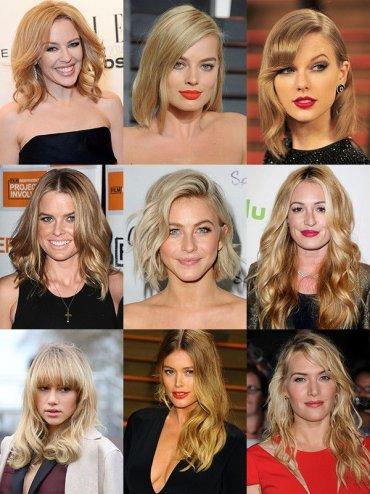 25 оттенков блонда: холодные оттенки цвета и не только