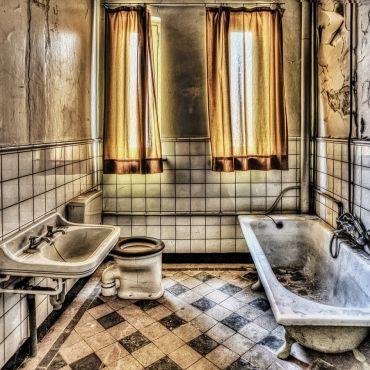 Как убраться в ванной за 15 минут