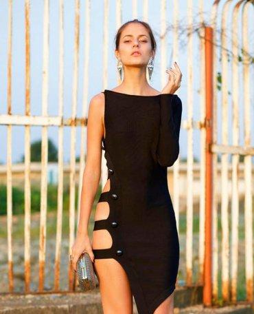 Маленькое черное платье: инструкция по применению и фото
