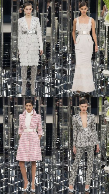 Spice Chanel: одежда с перчинкой