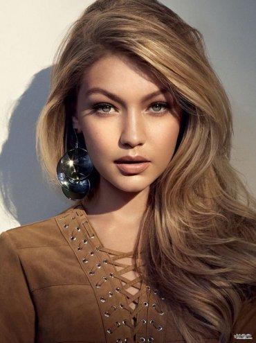 Beauty-эволюция: макияж и волосы Джиджи Хадид