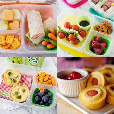 5 легких школьных обедов, которые непременно понравятся вашим детям