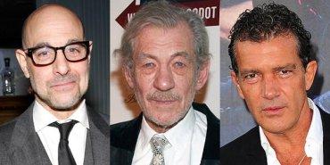10 самых привлекательных мужчин за 50 из мира шоу-бизнеса