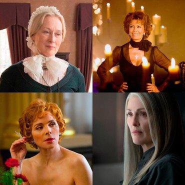 10 самых привлекательных актрис за 50
