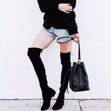 Модная обувь на осень