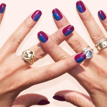 11 шикарных дизайнов ногтей этого года