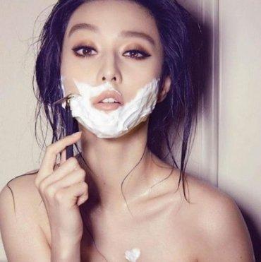 Почему вам стоит начать брить лицо, как мужчина