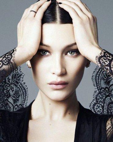 5 минут с моделью Беллой Хадид