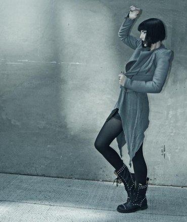 Серый цвет - как носить, с чем сочетать