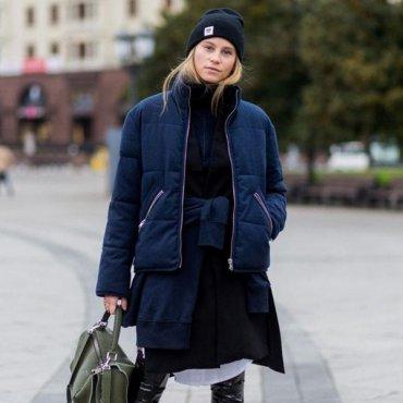 13 советов для зимнего гардероба с российской Недели моды