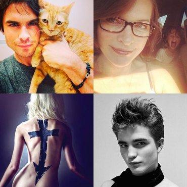 15 знаменитостей, которые были моделями