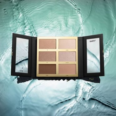 Палетка от Tarte Cosmetics: Хайлайтинг и Контуринг