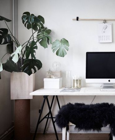 Как организовать рабочий стол по фэн-шуй?