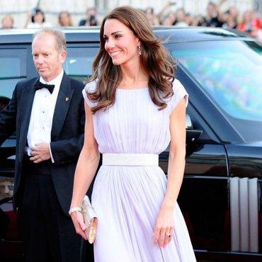 Самые роскошные платья Кейт Миддлтон