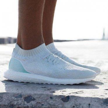 Новинка от Adidas – кеды из океанической пластмассы