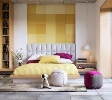 Дизайн спальни в деталях: 8 крутых примеров