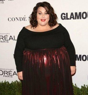 Крисси Метц обязана похудеть по контракту