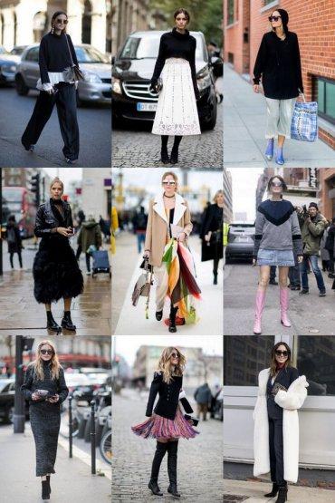Street Style: лучшие и самые яркие образы за 2016 год