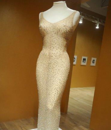 Знаменитое платье Мэрилин Монро продано на аукционе за 4,8 миллиона долларов
