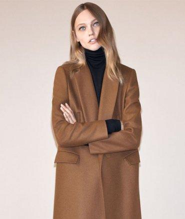 Роскошь и простота: обзор зимних пальто Zara