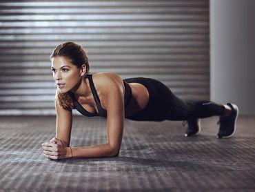 Упражнение планка: как правильно делать + ВИДЕО