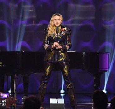 Сексизм и права женщин: сильная речь Мадонны на премии Billboard