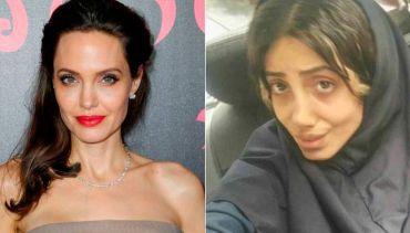 19-летняя девушка сделала 50 пластических операций, чтобы выглядеть как Анжелина Джоли
