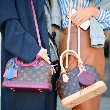 Последняя сумка от Louis Vuitton ценой $55 500