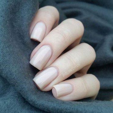 Как сделать ногти блестящими
