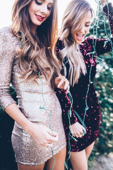 Что надеть на Новый год 2016: наряды для года Огненной Обезьяны