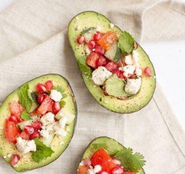 ПП рецепты с авокадо