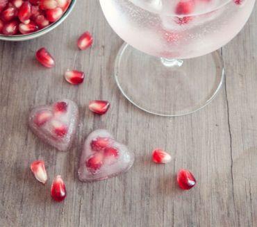 Рецепты коктейлей с гранатовым соком: 6 праздничных напитков