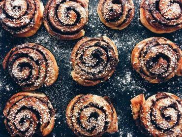 ПП булочки - 5 рецептов