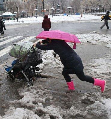 Как защитить сапоги от непогоды зимой