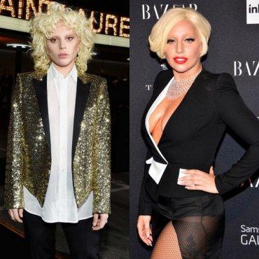 Леди Гага: какой была, такой ты не осталась