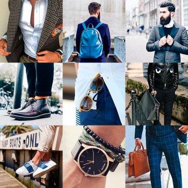 Лучшие страницы стильных мужчин в Инстаграм