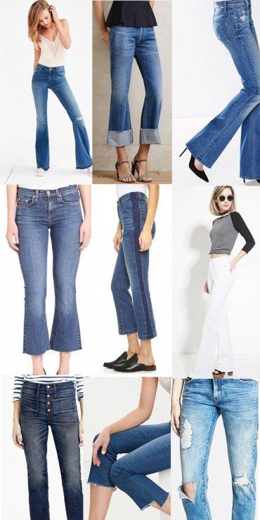 8 джинсовых трендов весны 2016